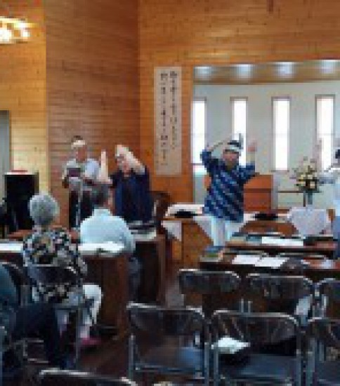 2014年9月14日(日) 主日礼拝のお知らせ