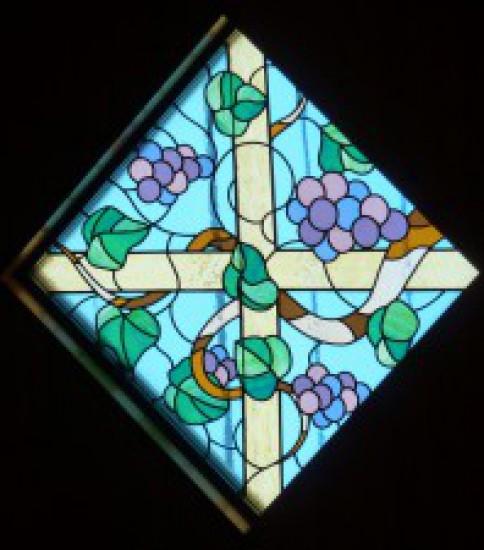 2015年1月4日(日) 主日礼拝のご案内「わたしはぶどうの木 あなたがたはその枝」