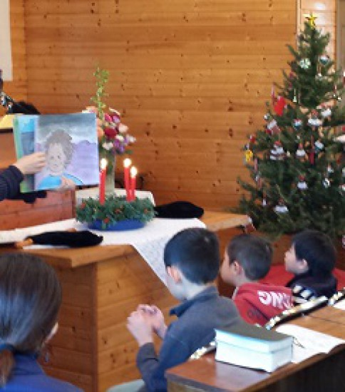 2015年12月27日(日) 主日礼拝のお知らせ「呼び出された者」