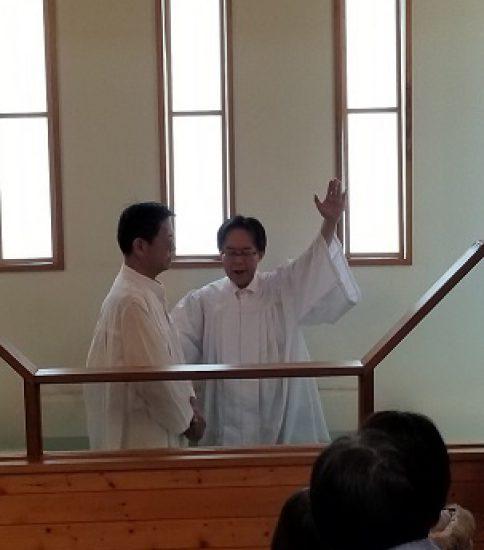 2018年4月22日(日)「イエスの愛に生かされて」