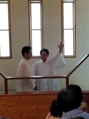 バプテスマ