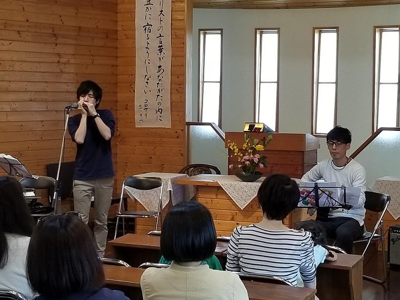 2018年6月24日(日)「永遠の泉...