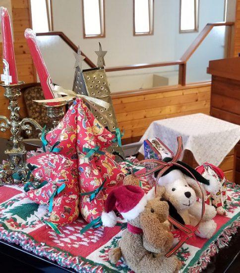 2018年12月23日(日)クリスマス礼拝「救い主は幼子として遣わされる」