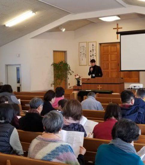 第9回群馬バプテスト交流会が行われました。