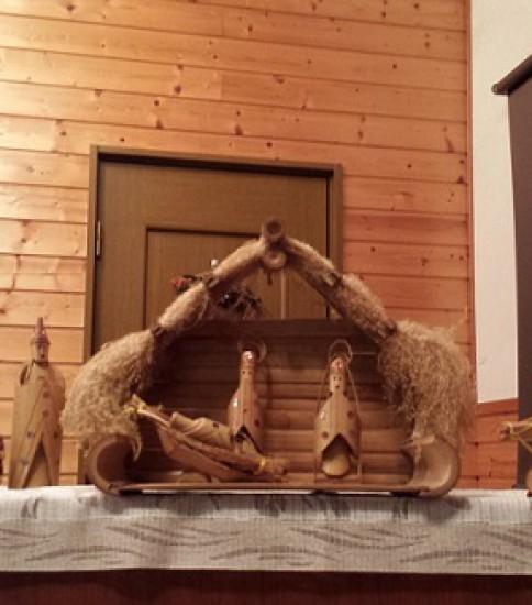 2014年12月21日(日)クリスマス礼拝のご案内 「闇に輝く光」