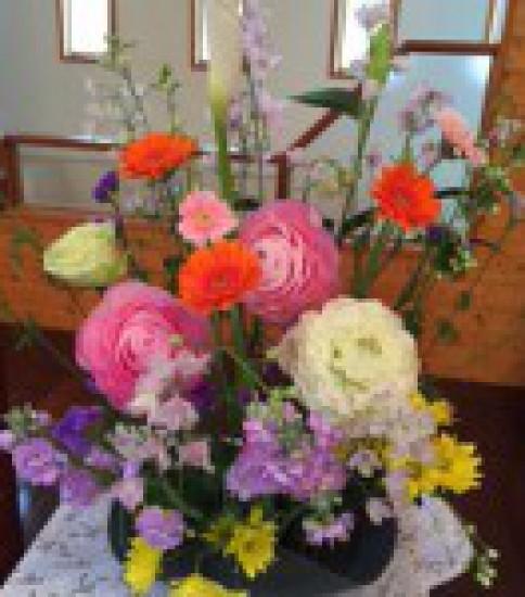 2015年4月26日(日) 主日礼拝のご案内  「神の国への招き」