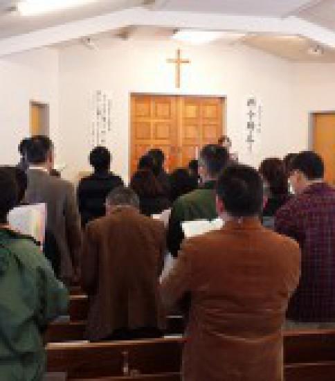 「第5回群馬バプテスト交流会」がありました。